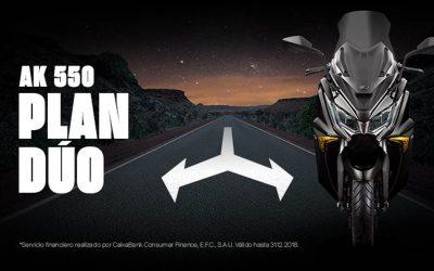 Plan Duo AK550